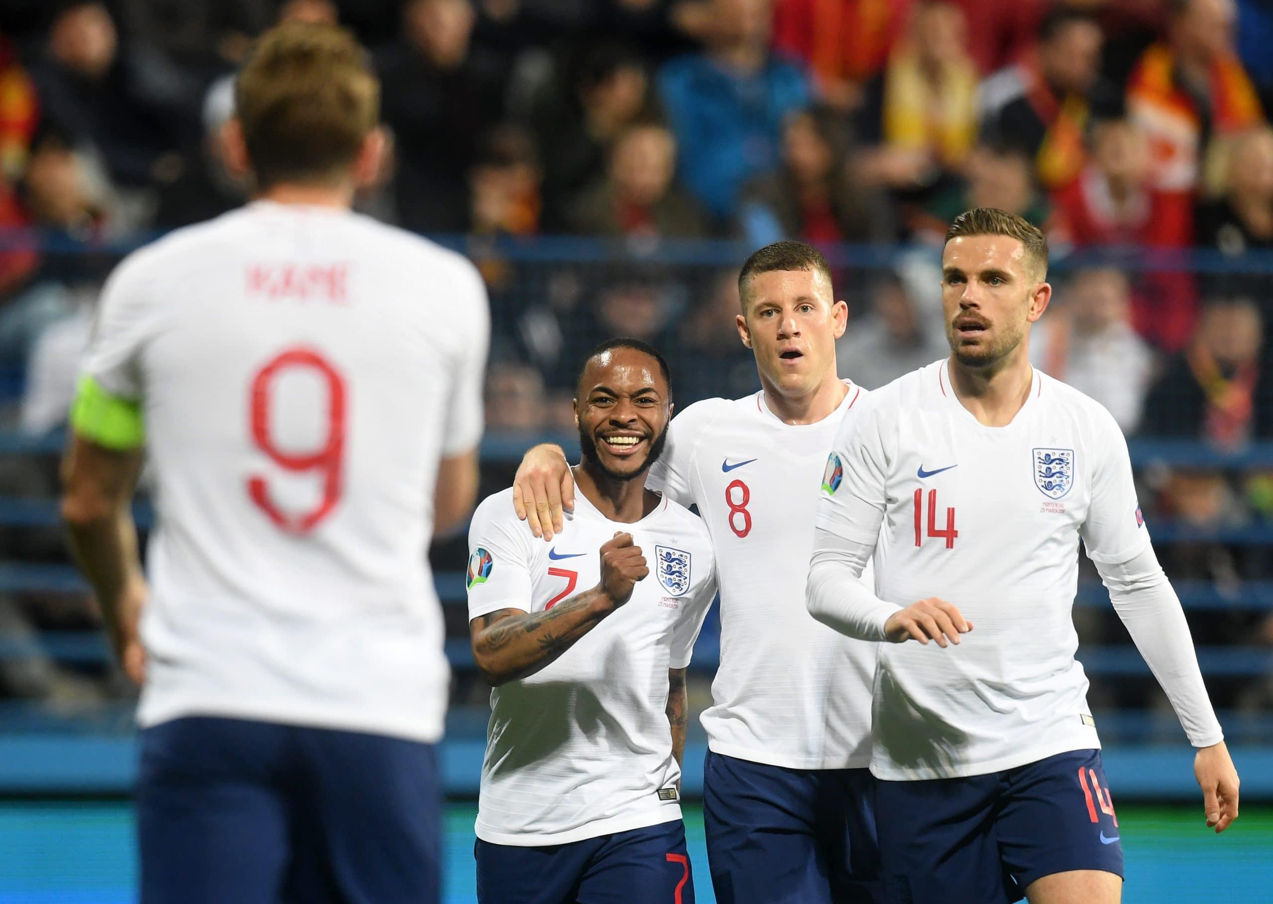 อังกฤษชุดลุยยูโร2021